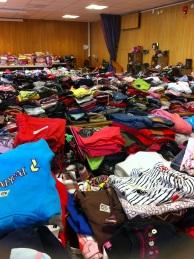 Oj, så mycket kläder!!
