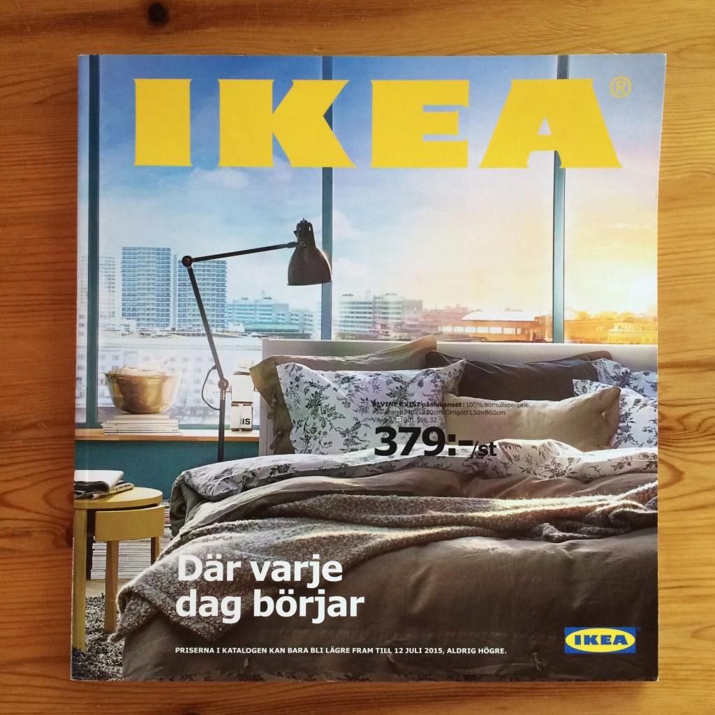 Ny Ikea-katalog!