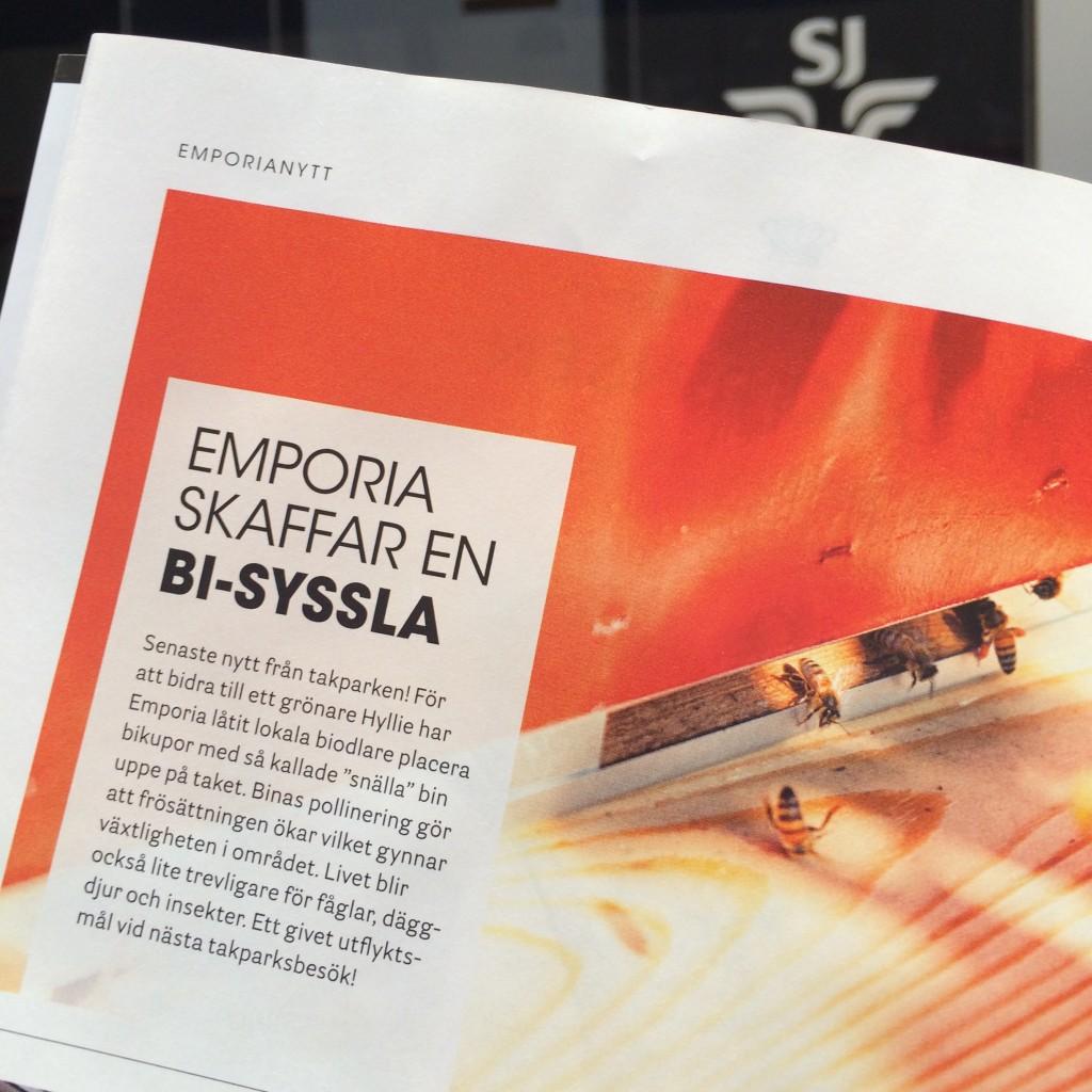Bin på Emporia!