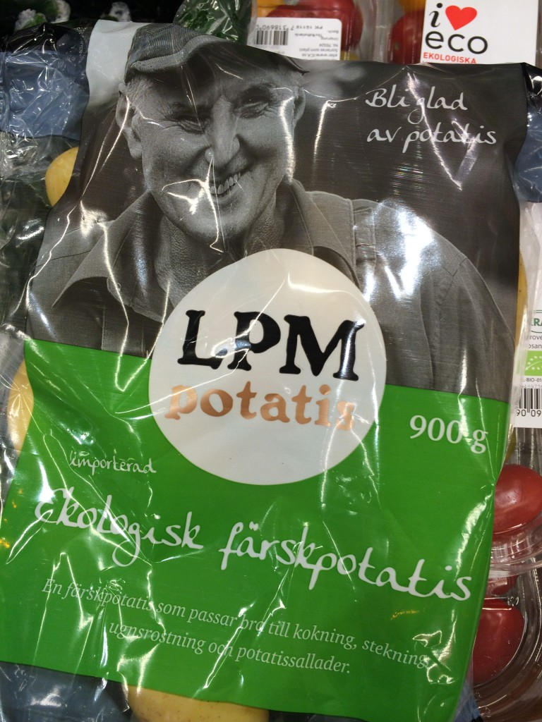 Potatis - ska jag välja svensk eller den här importerade färskpotatisen?