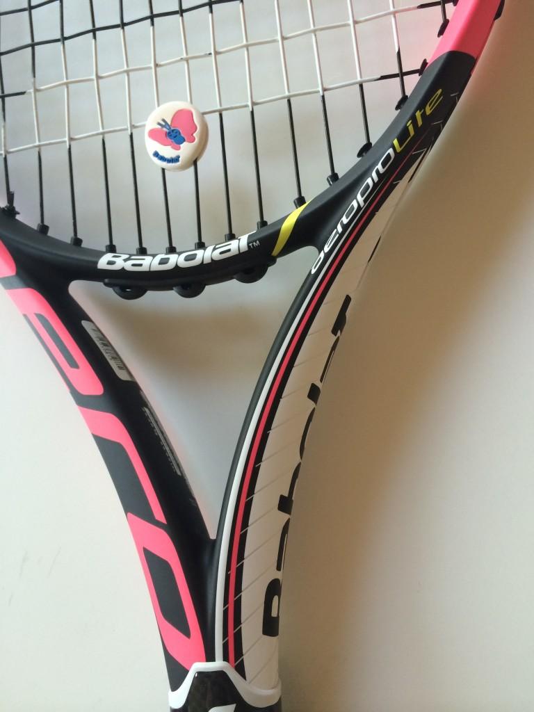 I tennis är det svårt att smita undan...