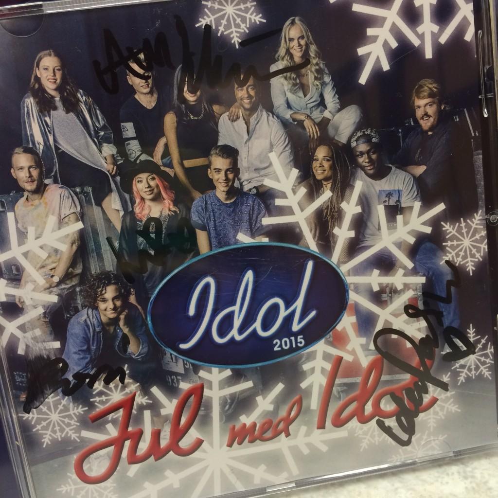 Perfekt Julstädmusik!