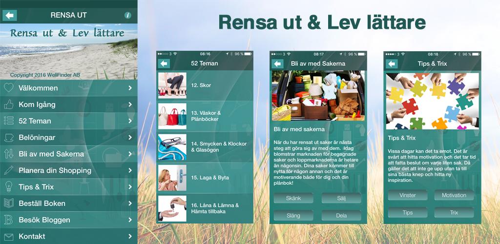 RENSA UT app
